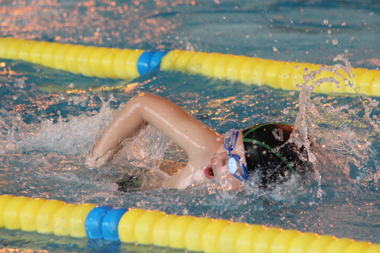 Спортивное плавание для детей фото